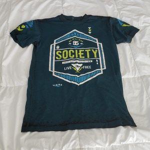 Buckle Society Live Free Tshirt
